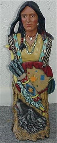 """Indianman Totem 17"""""""