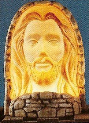 """Jesus Watching 7""""T"""