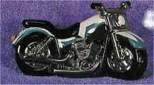 """Cute Motorcycle 8""""L"""