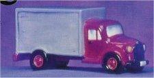 """Cute Straight Truck 7.5""""L"""