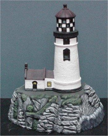 "Haceta Lighthouse 9""x5.5"""