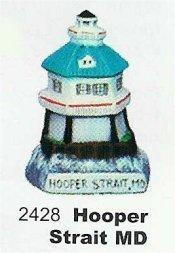 """Hooper Strait Lighthouse 4""""t"""