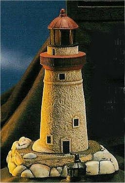"Marbel Head Lighthouse 11""H"
