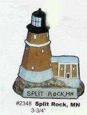 "Split Rock Lighthouse 3.75""t"