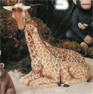 """Nurturing Giraffes 10.5""""T"""
