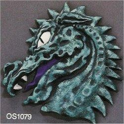 "Dragon Plaque 9.5""T"