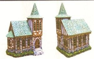 "Petro Chapel 10x7x5"""