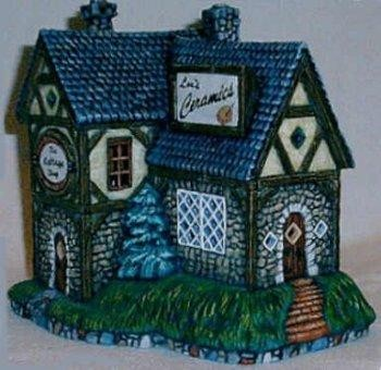 Petro Cottage Shop 7 x 5 x 7""