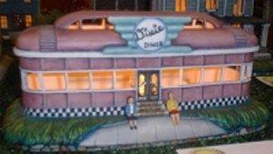 """Petro Dixie Diner 4.5t x 8""""L"""