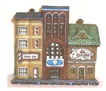 Petro Downtown Shops 9x8.5""