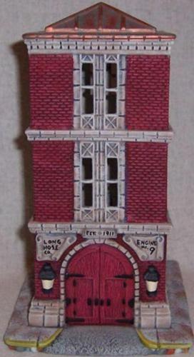 "Petro Fire House 9x5"""