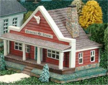 Petro General Store 7 x 5 x 5.5""