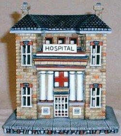 """Petro Hospital 7x6x5"""""""