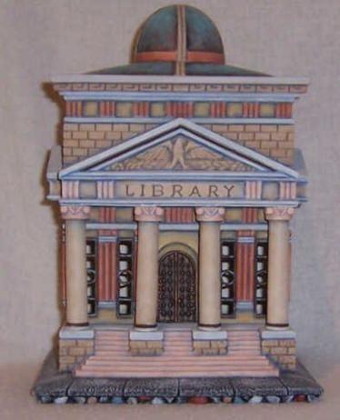 "Petro Library 8x6"""