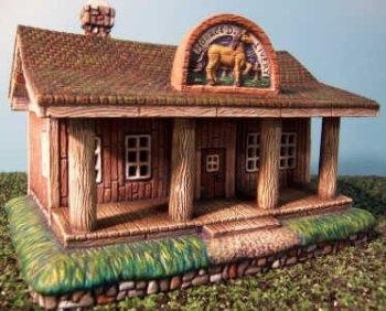 Petro Livery Stable 5x6""