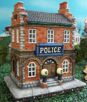 "Petro Police Station 5x4x8"""