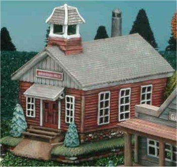 """Petro Schoolhouse 7x5x7"""""""