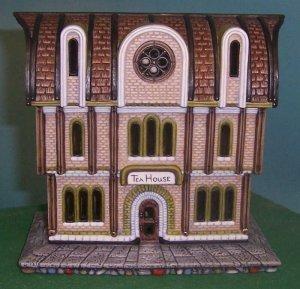"""Petro Tea House 7.5x7"""""""