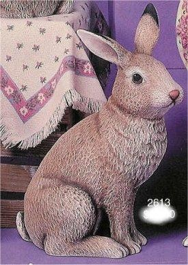 "Sitting Rabbit 13""T"