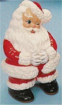 """Santa Claus 15"""" T  Atl."""