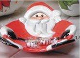 Small Santa Dish