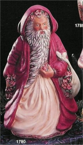 "Fantasy Santa 10.5""T"