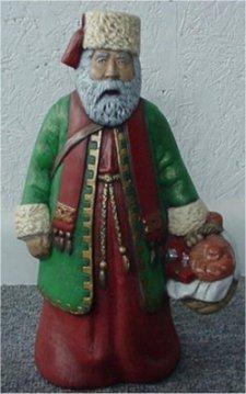 "Santa Greek 11"""