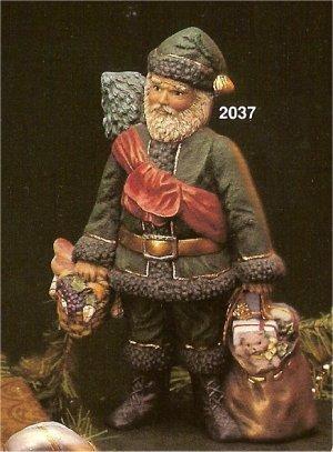 """Italian Santa 10.5"""" T"""