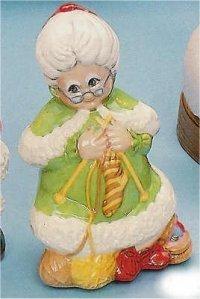 "Mrs. Santa Claus 14""T"
