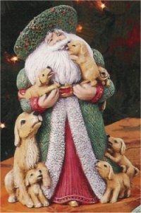 "Puppy Santa 9"""