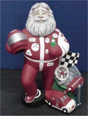 """RaceCar Santa 9"""""""