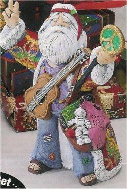 """Sixties Santa 9"""""""