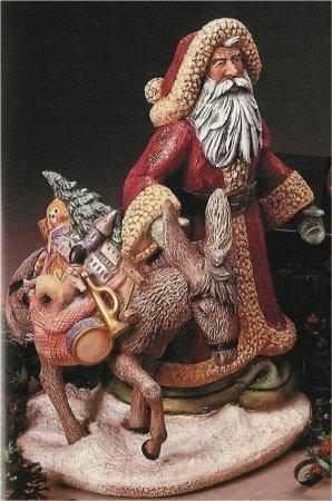 """Spanish Santa 16.5""""T"""