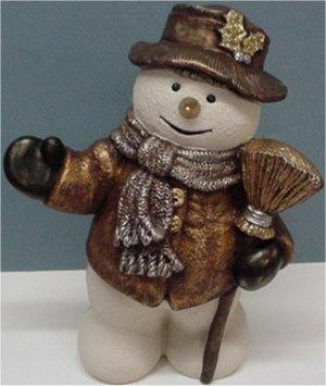 "Snowman/Broom 11"""