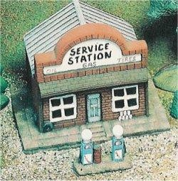 "VIP Gas Station 5.25"""