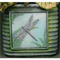 """CPI Dragonfly Planter 9x10x5"""""""