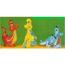 "CPI Dino Set 6""T"