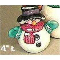 "CPI Tubby Snowman 4""t"