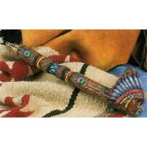 "Chief Peace Pipe 13""L"
