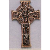 "Irish Cross 9.5""T"