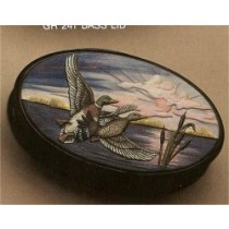 "Duck Oval Box 10""l"