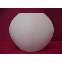 """Duncan Pillow Vase 10 x 12""""w"""