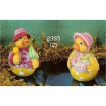 """Cute Duck Set 3.5""""T"""