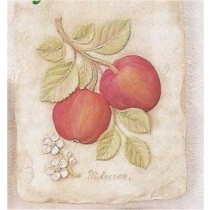 Apple Plaque 9""