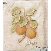 """Apricot Plaque 9"""""""