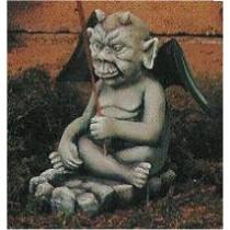 """Troll Gargoyle Incense 5""""t"""