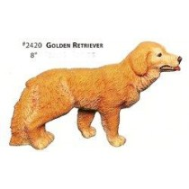 2420 Golden Retriever 8""