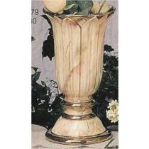"""Sci Leaf Vase 11.75""""t"""