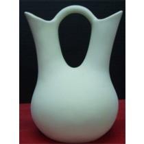 """Lg. Wedding Vase 8""""T"""