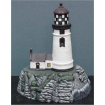 "Haceta Lighthouse 9""x5.5"""